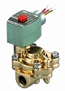 Slow Closing Solenoid Valves  - 8221 Series